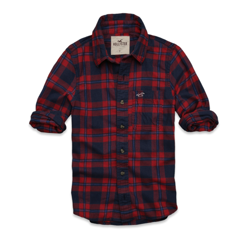 Guys Hammerland Flannel Shirt