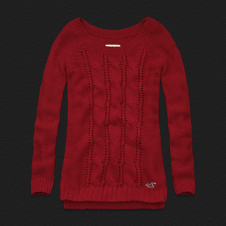 Girls San Onofre Sweater