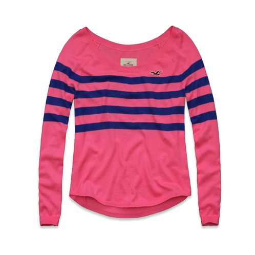 Girls La Jolla Shores Sweater