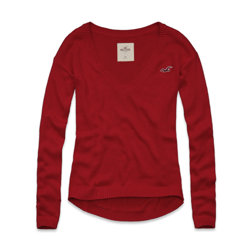 Girls County Line Sweater