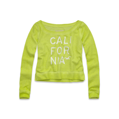 Girls Solana Beach Sweatshirt