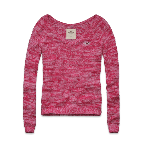 Girls Bluffs Beach Sweater