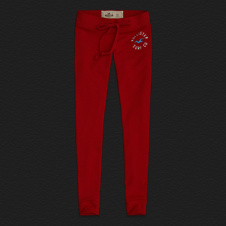 Girls Hollister Super Skinny Sweatpants