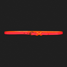 Girls Bright Skinny Belt