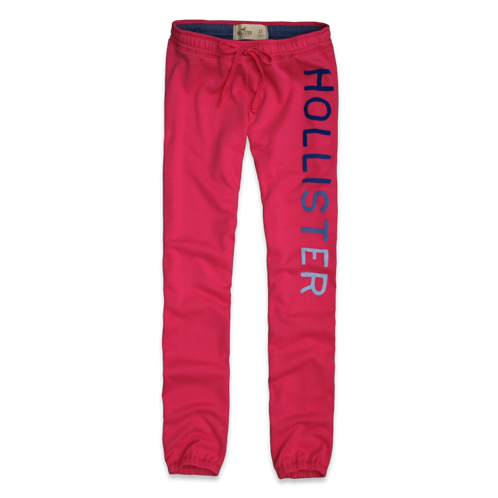 Girls Hollister Classic Banded Sweatpants