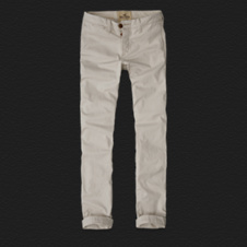 Boys Hollister Skinny Chinos