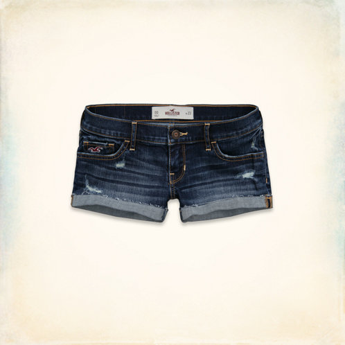 hollister shorts for girls - photo #2