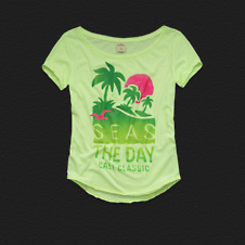 Girls La Mesa T-Shirt