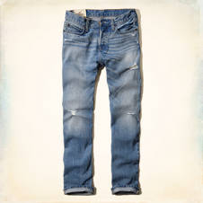 Hollister Slim Straight Jeans