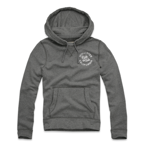 Girls Pacific Coast Hoodie