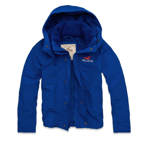Girls All-Weather Competition Jacket