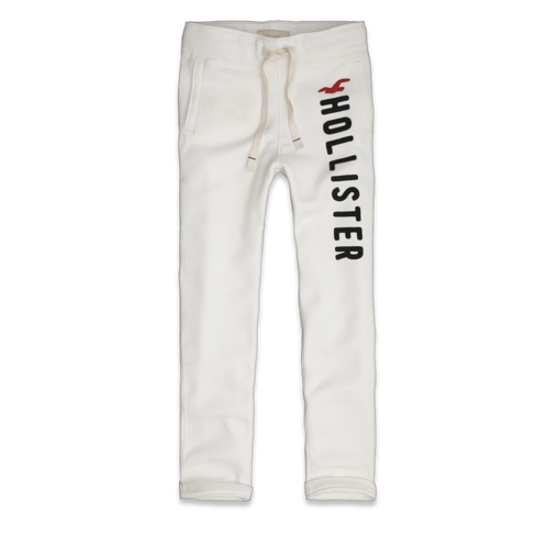 Girls Hollister Classic Sweatpants