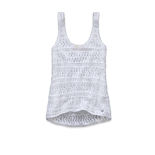 Girls Santa Margarita Sweater Tank