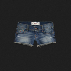 Girls Bay Street Shorts