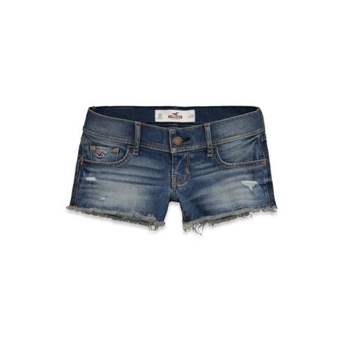 hollister shorts for girls - photo #22