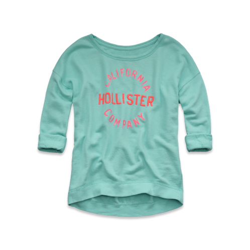Girls Cabrillo Beach Sweatshirt