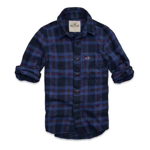 Girls Hammerland Flannel Shirt
