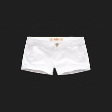 Girls Hollister Low Rise Short-Shorts