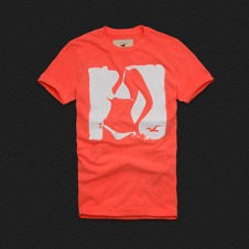 Girls Crescent Bay Tee