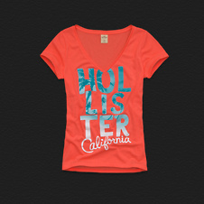Girls Stands Point T-Shirt