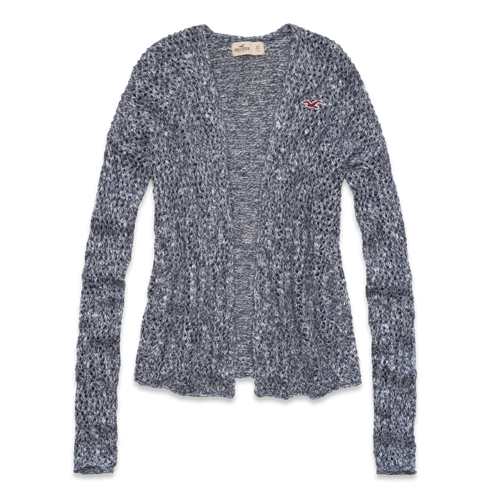 Girls Shell Beach Sweater