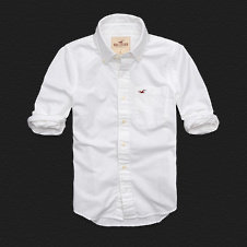 Boys Monarch Beach Oxford Shirt