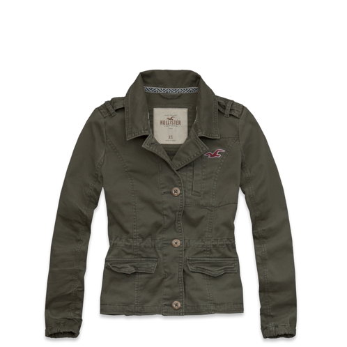 Girls Harbor Beach Jacket