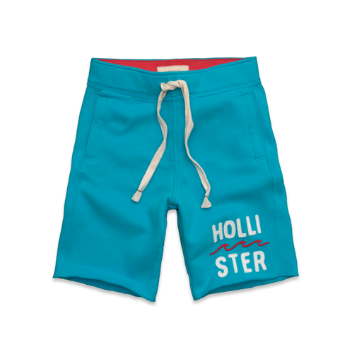 Guys Hollister Athletic Shorts