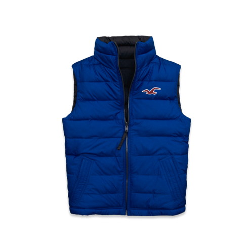 Girls La Jolla Reversible Vest