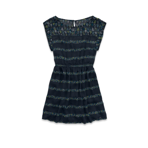 Girls Grandview Dress