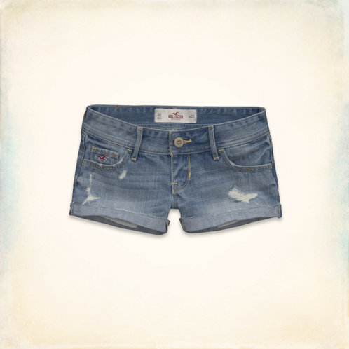 hollister shorts for girls - photo #1