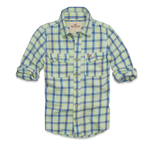 Girls Alcazar Twill Shirt