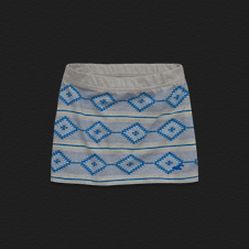 Girls Westwards Skirt
