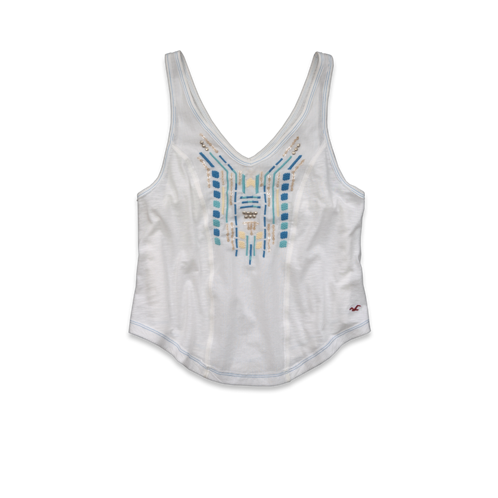 Girls Victoria Beach Tank