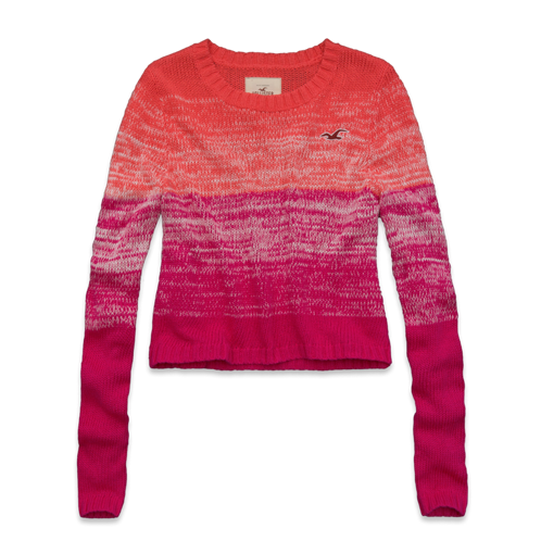 Girls Boomer Beach Sweater