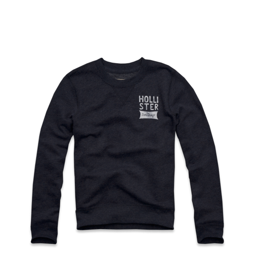 Guys Wheeler Springs Sweatshirt