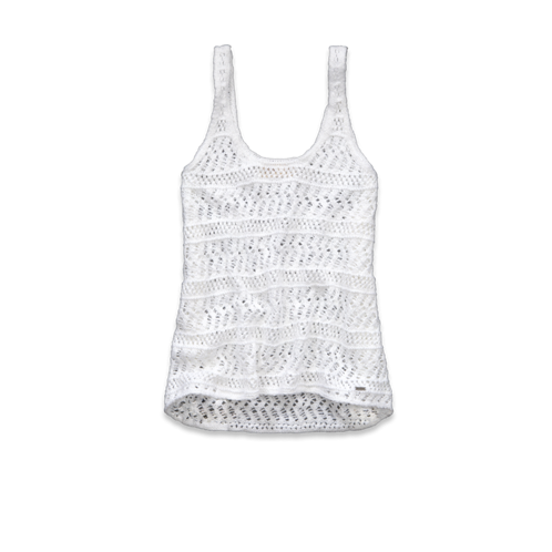 Girls Laguna Hills Sweater Tank