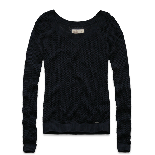 Girls Los Trancos Sweater