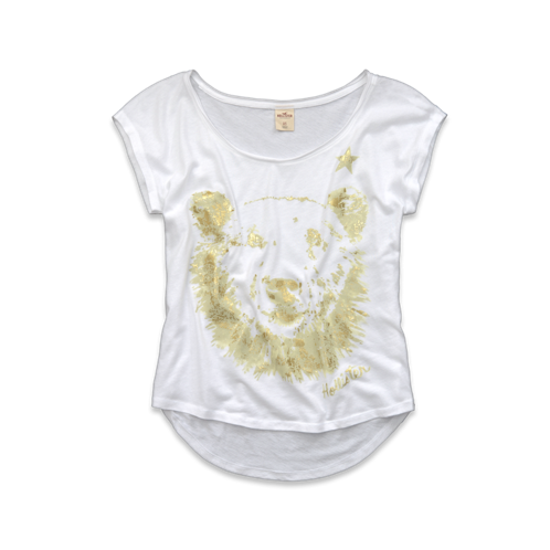 Girls Harbor Cove Shine T-Shirt