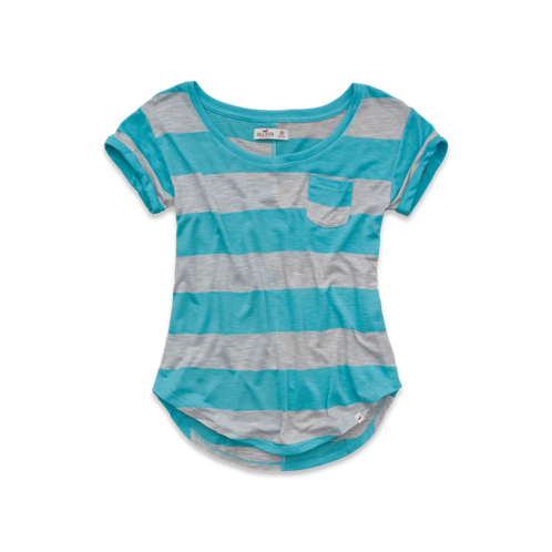 Girls Bay Shore T-Shirt