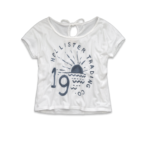 Girls Arch Bay T-Shirt