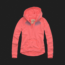 Girls Monarch Beach Hoodie