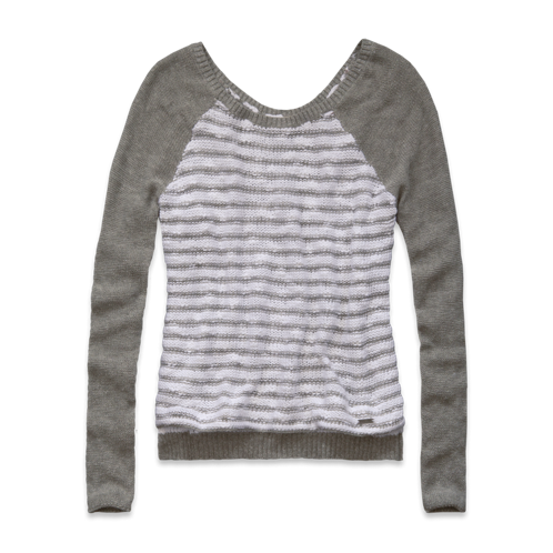 Girls Dixon Lake Shine Sweater
