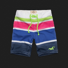 Boys Ocean Beach Swim Shorts