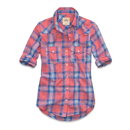 Girls Swami's Beach Shirt
