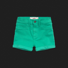 Girls Hollister Super High Rise Short-Shorts