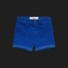 Girls Hollister Ultimate High Rise Short-Shorts