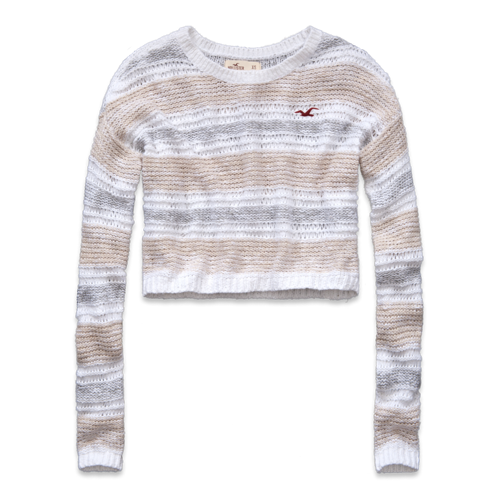 Girls Point Dume Sweater