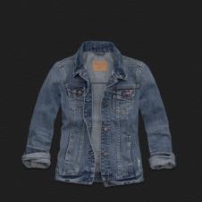 Chicas Point Mugu Denim Jacket