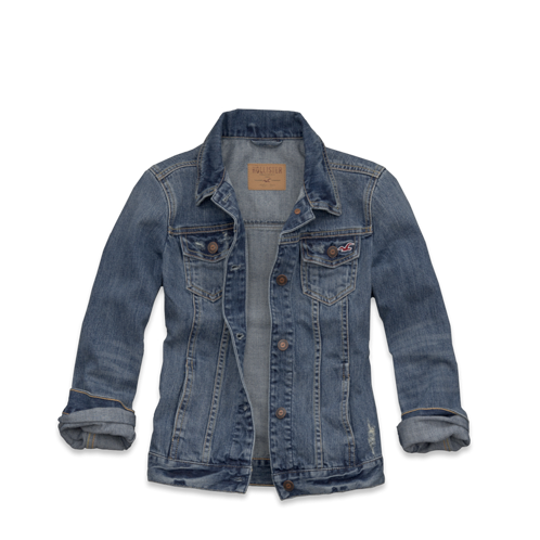 Girls Point Mugu Denim Jacket